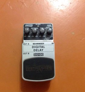 Behringer Digital Delay DD100