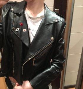 Куртка эко-кожа эенская
