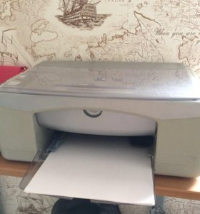 Принтер цветной hp