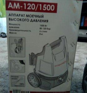 Мойка Интерскол АМ-120/1500