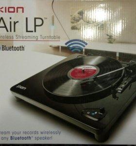 Новы проигрыватель виниловых пластинок Air LP ion