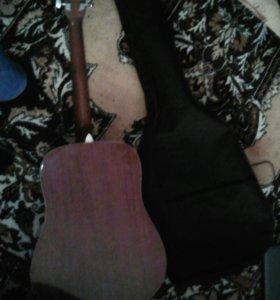 Аккустическая гитара!