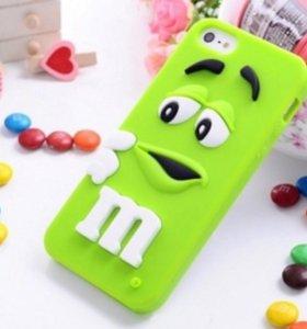 Чехол М&М для iPhone 6/6S