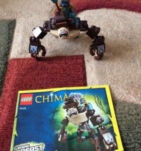 Лего чимо 70125