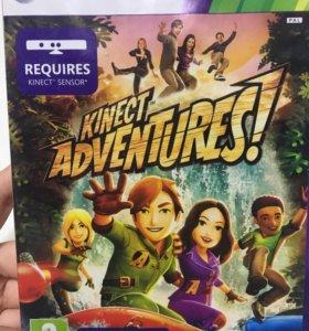 Игра на Xbox360 Kinect adventure