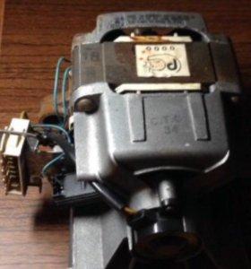Электродвигатель от стиральной машины Whirpool