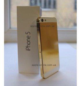 Продам Айфон 5 на 32GB,GOLD ОБМЕН