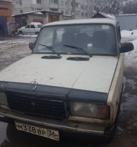 Продам машину 2107