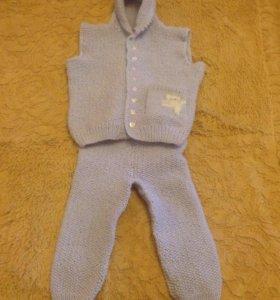 Новый костюм для годовалого малыша или малышки