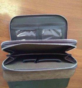Клатч портмоне кошелек новый