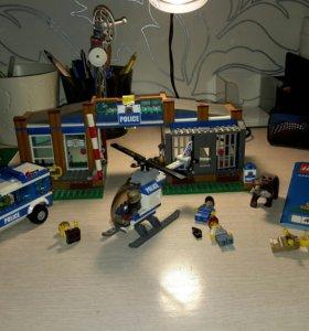 Lego City Пост лесной полиции 4440