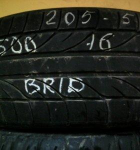Bridgestone potenza 205/50/16