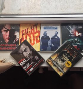 Диски для PC/DVD