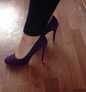Модные Туфли на шпильке