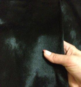 Пальто из стриженой пони
