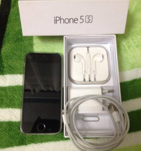 iPhone 5s 16Gb special grey