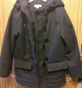 Пальто текстильное