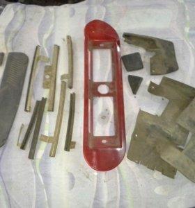 Пластик для ВАЗ2110-12