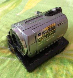 Видеокамера sony dcr-sr62
