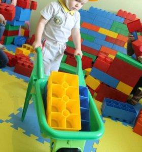 Готовый бизнес детская игровая площадка ЛЕГО ЛАНД