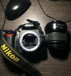 Продаётся NIKON D40x