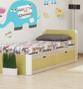 Детская кровать Алтек (800*2000)