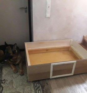 Родильный ящик/манеж для щенков