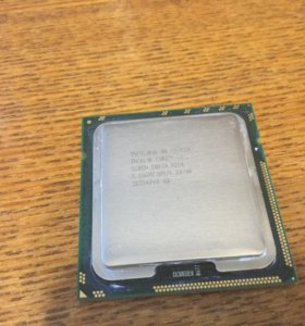 Процессор intel core i7-920 2.66ghz/8m/4. 80/08