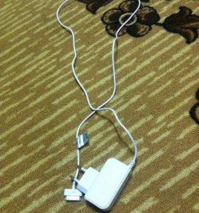 зарядное устройства для айфон