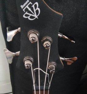 Бас-гитара ibanez btb200
