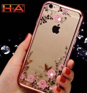 Чехол на iPhone 5/5s, 6/6S