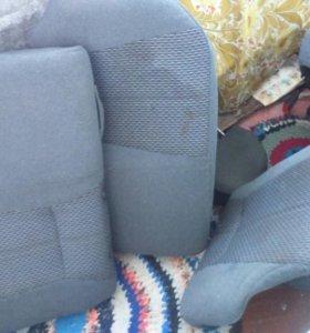 Комплект сидений 2112