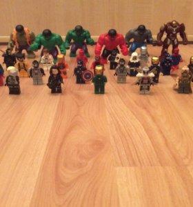 Лего-фигурки (реплика)