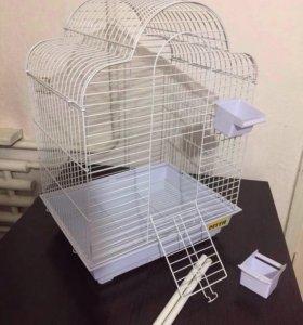 "Клетка для птиц ""DEZZIE"""