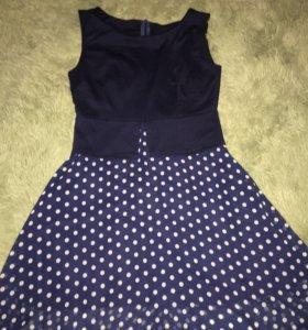 Женственное Платье s-m
