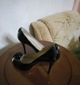Туфли лакированные р 38