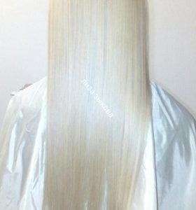 Уход за вашими волосами