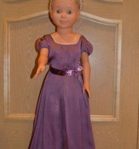 Платье нарядное р.110-116