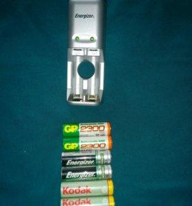 Зарядное устройство для батареек
