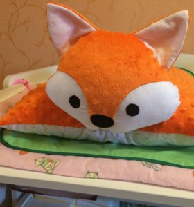 Подушка с липучкой