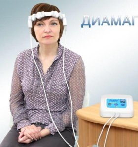 Медицинский аппарат Диамаг для дома