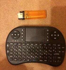 Беспроводная клавиатура mystery для смарт тв