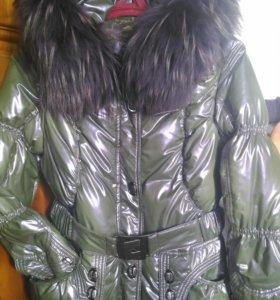 Куртка новая,зимняя.