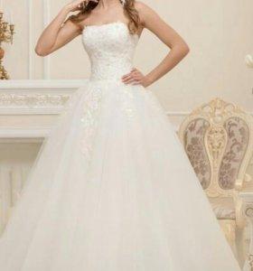 Свадебное платье!СРОЧНАЯ ПРОДАЖА