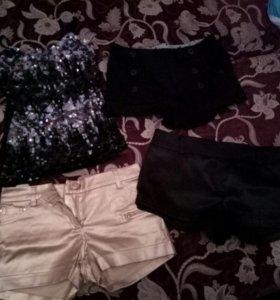 Платья, кофты, юбки