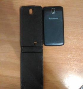 Продам телефон Lenovo a328 с чехлом