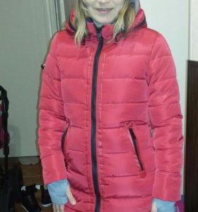 Куртка осенняя-зима