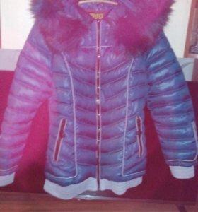 Куртка зимняя, 46-48 размер