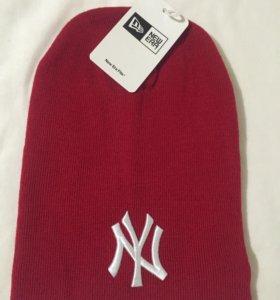 Новая шапка 😎