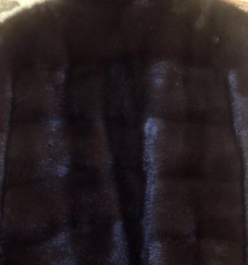 Норковая полушубка